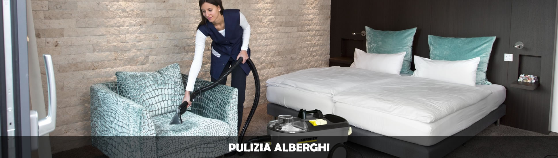 Pulizia alberghi
